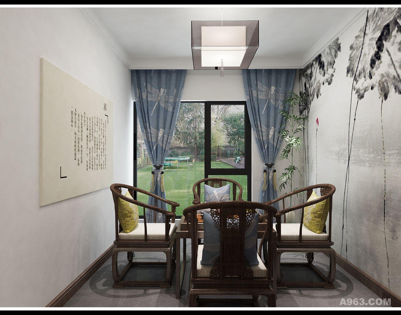 莱蒙湖复式 - 公寓设计 - 徐秋红设计作品案例